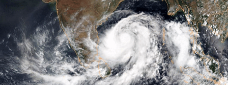 According to the data published by the IMD, the cyclonic circulation is expected to move northwestwards in the next 3 days