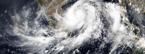 Cyclone Fani made its landfall in Odisha on Friday morning