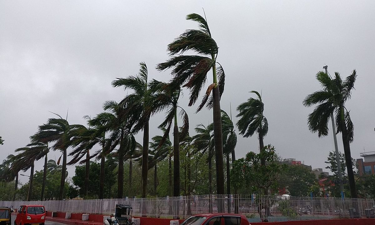 Cyclone Fani: Train, flight services cancelled, tourists stranded