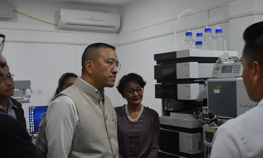 1st in NE: Level-2 Food Laboratory inaugurated in Nagaland