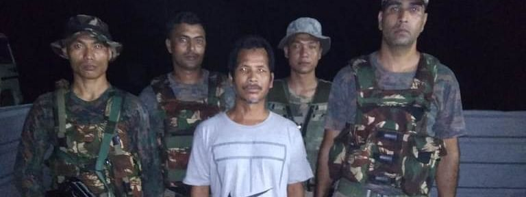 The operation was launched jointly by SDPO of Lakhipur, 37 battalion of Assam Rifles and Army intelligence wing of Mashimpur