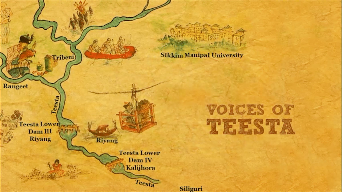 Voices of Teesta, a short film by Minket Lepcha