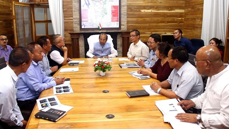 Mizoram should give top priority to doubling farmers' income: Guv