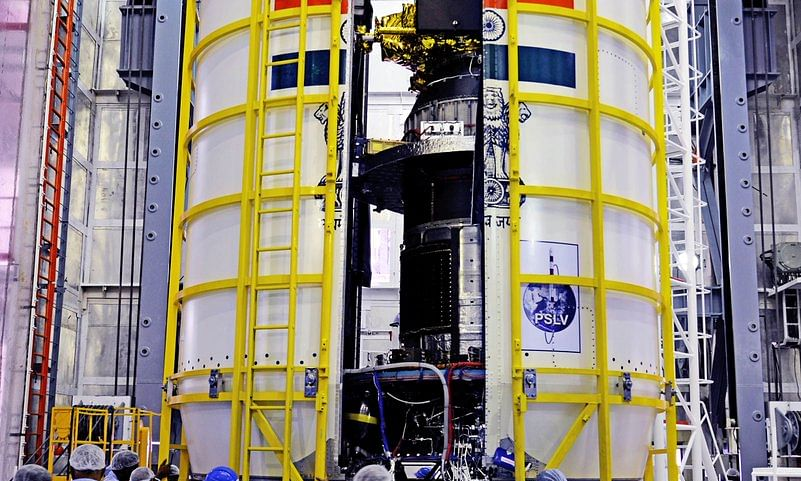 ISRO to add one more 'Eye in the Sky' on May 22