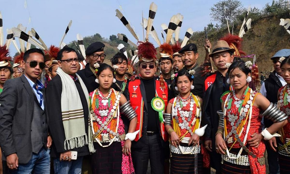 Naga bodies condemn the killing of Arunachal MLA Tirong Aboh