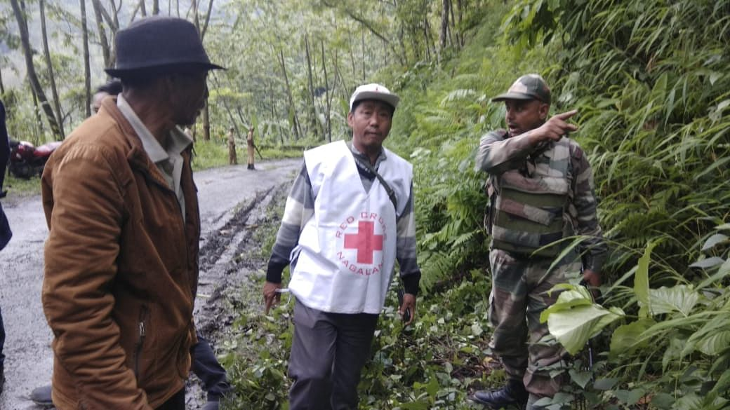 The injured jawans were evacuated to the Air Force Hospital in Jorhat, Assam, as per reports