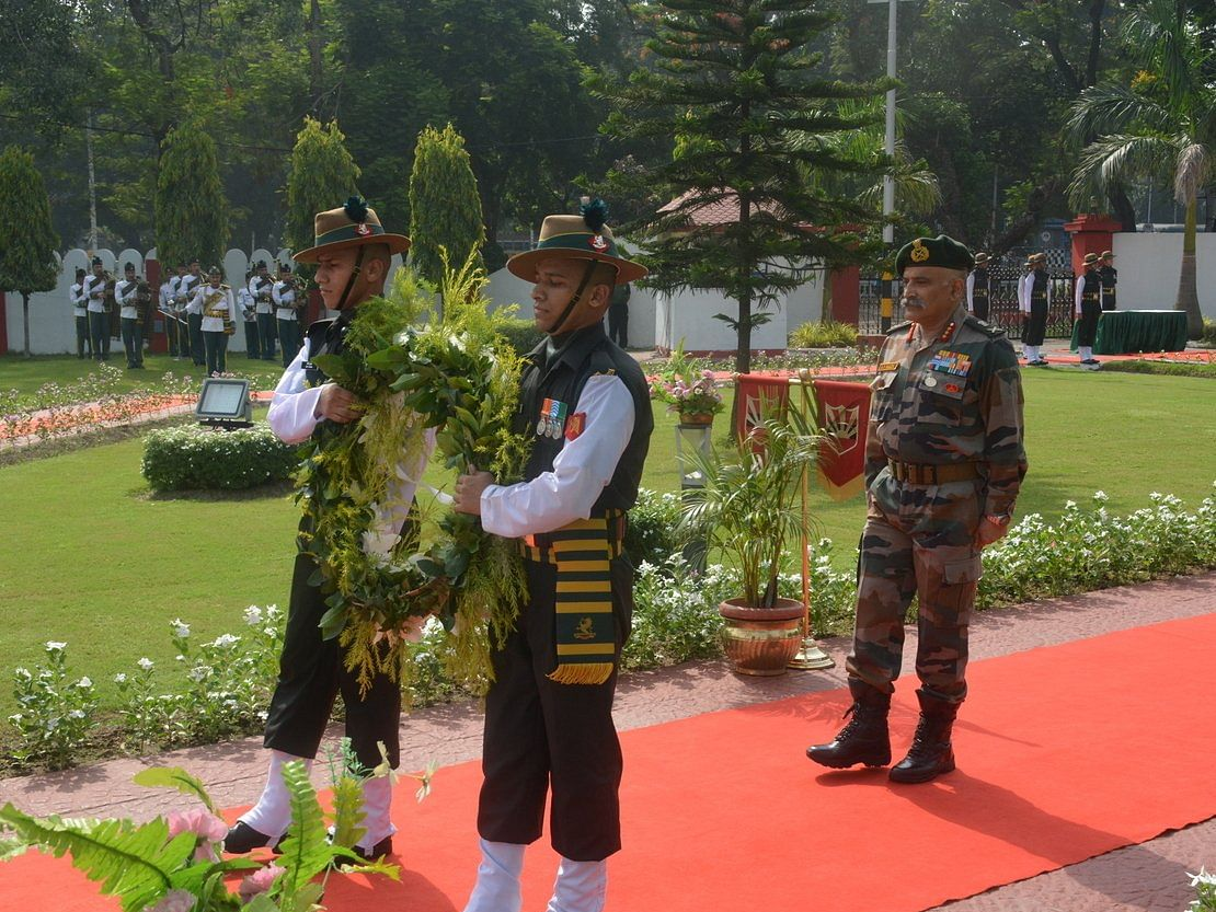 Assam's Lt Gen RP Kalita takes charge as CoS in Eastern Command