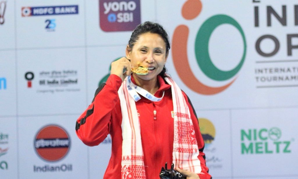 I owe medal to mom who died of cancer: Manipur boxer Sarita Devi