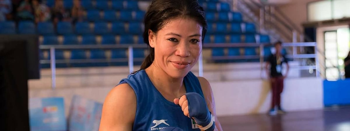MC Mary Kom has booked her berth for the second Olympic appearances for the Tokyo 2020