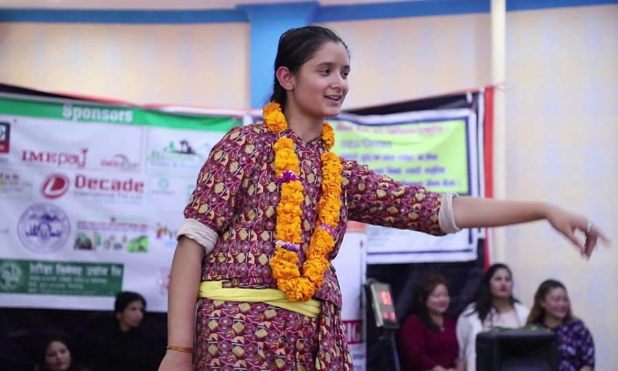 Nepal girl dances continuously for 126 hrs, sets new world record