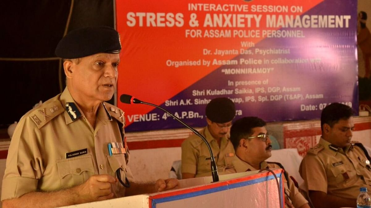 We are keeping our eyes and ears open: Assam DGP on Guwahati blast