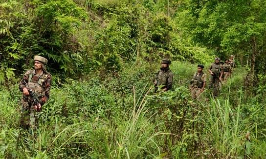 Naga peace talks fallout? Security tightened along Myanmar border