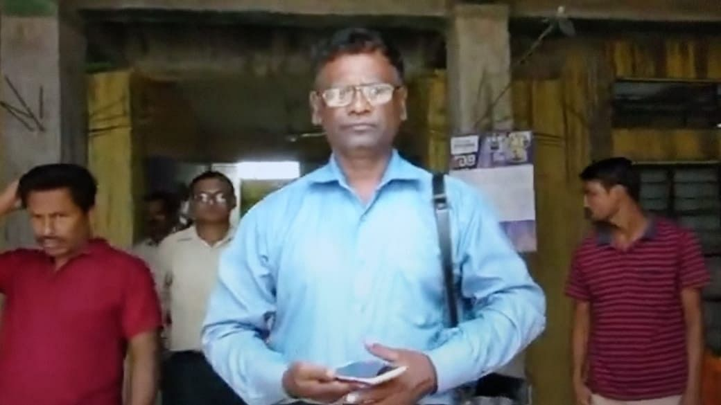 Army veteran Mohammed Sanaullah was sent to a detention centre in Goalpara after a Foreigners' Tribunal declared him a non-citizen last week