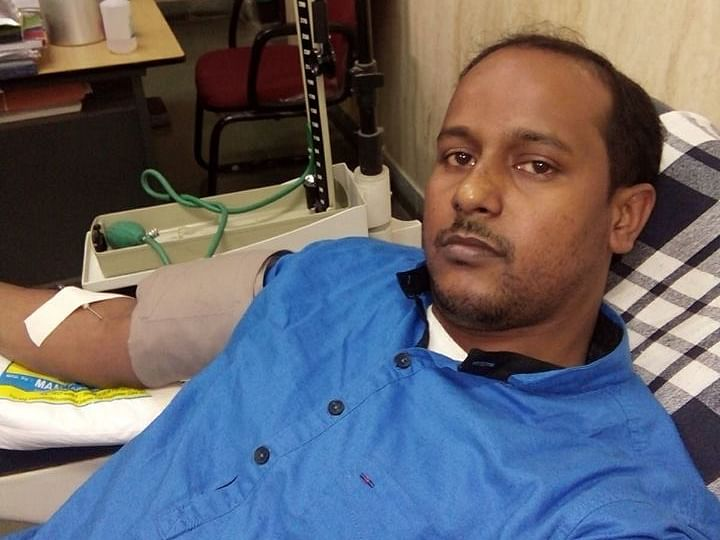 Blood has no religion, this Assam resident shows how
