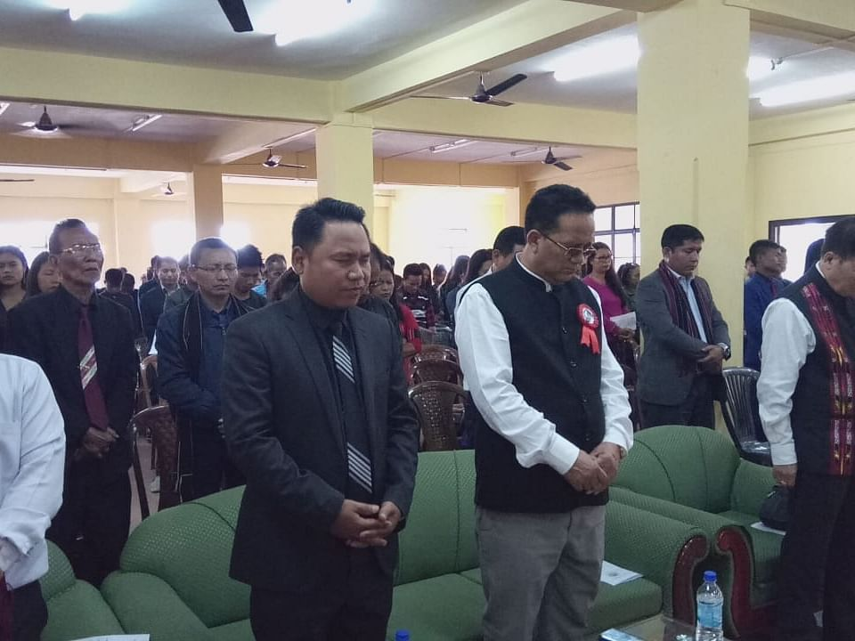 Hmars observe Martyrs' Day across the nation, including Mizoram