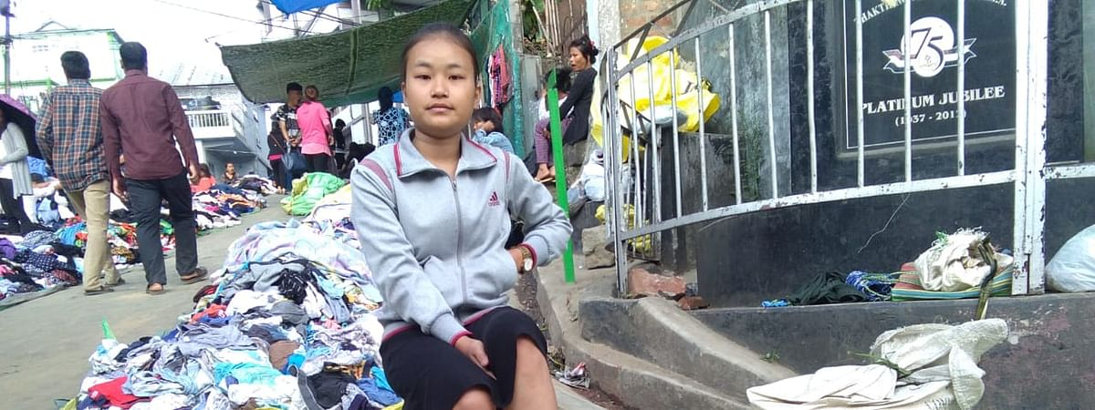 Lalrinnungi topped Mizoram's High School Leaving Certificate (HSLC) examination this year