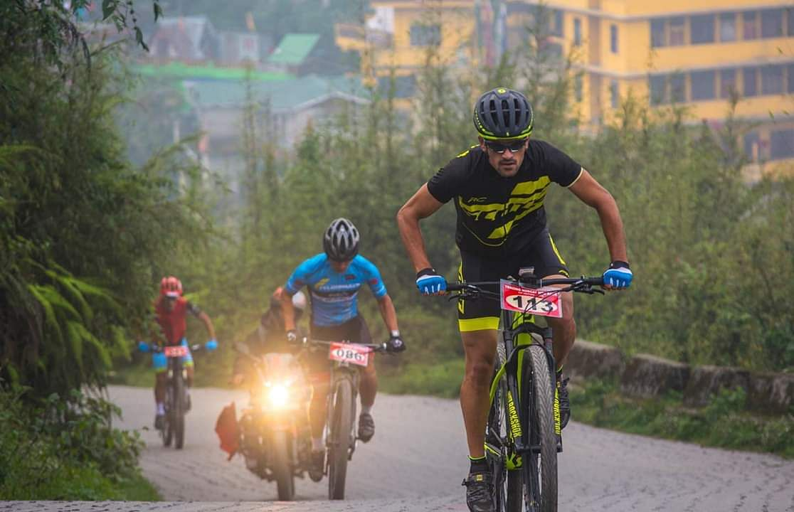 The 1st edition of Tenzing Norgay Mountain Bike Challenge was organised in Darjeeling on May 27