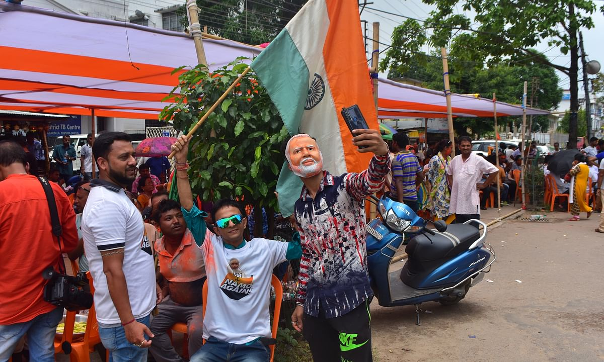 How Tripura, traditionally a Left bastion, was won by BJP