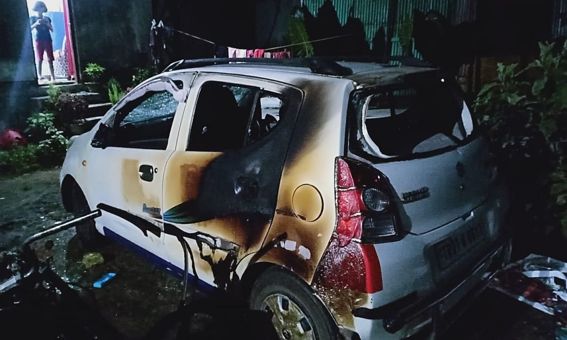 Tripura: Parties play blame game as post-poll violence escalates