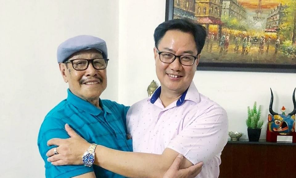 Kiren Rijiju's emotional tribute to father goes viral on Internet