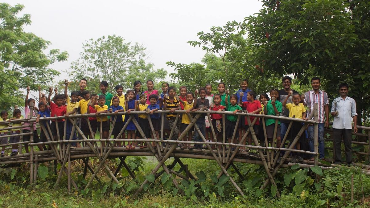 Earning while learning: This 'green' school in Assam shows how