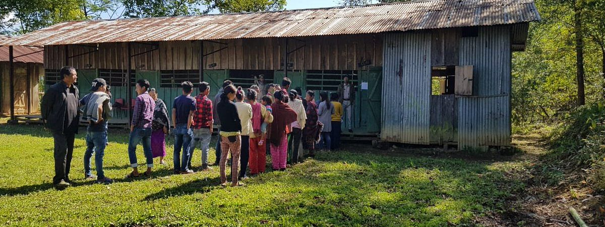 Nagaland went to polls for its lone Lok Sabha seat on April 11 this year