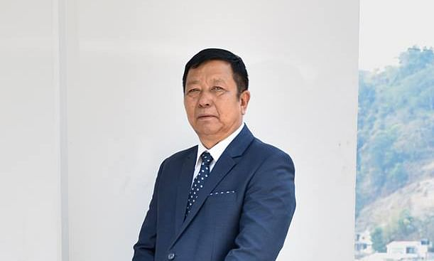 Mizoram: MNF's Zothantluanga sworn in as Aizawl West-I MLA