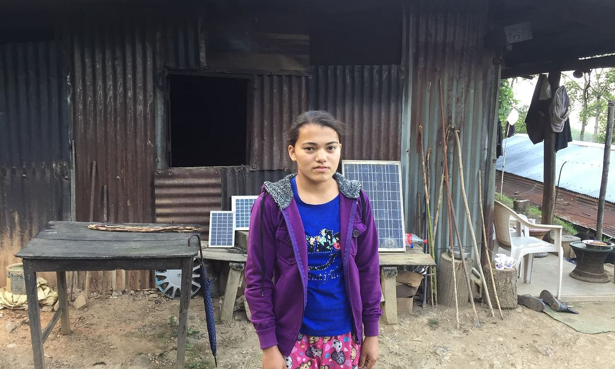 How milkman's daughter made it to top 10 in Nagaland Class X exams