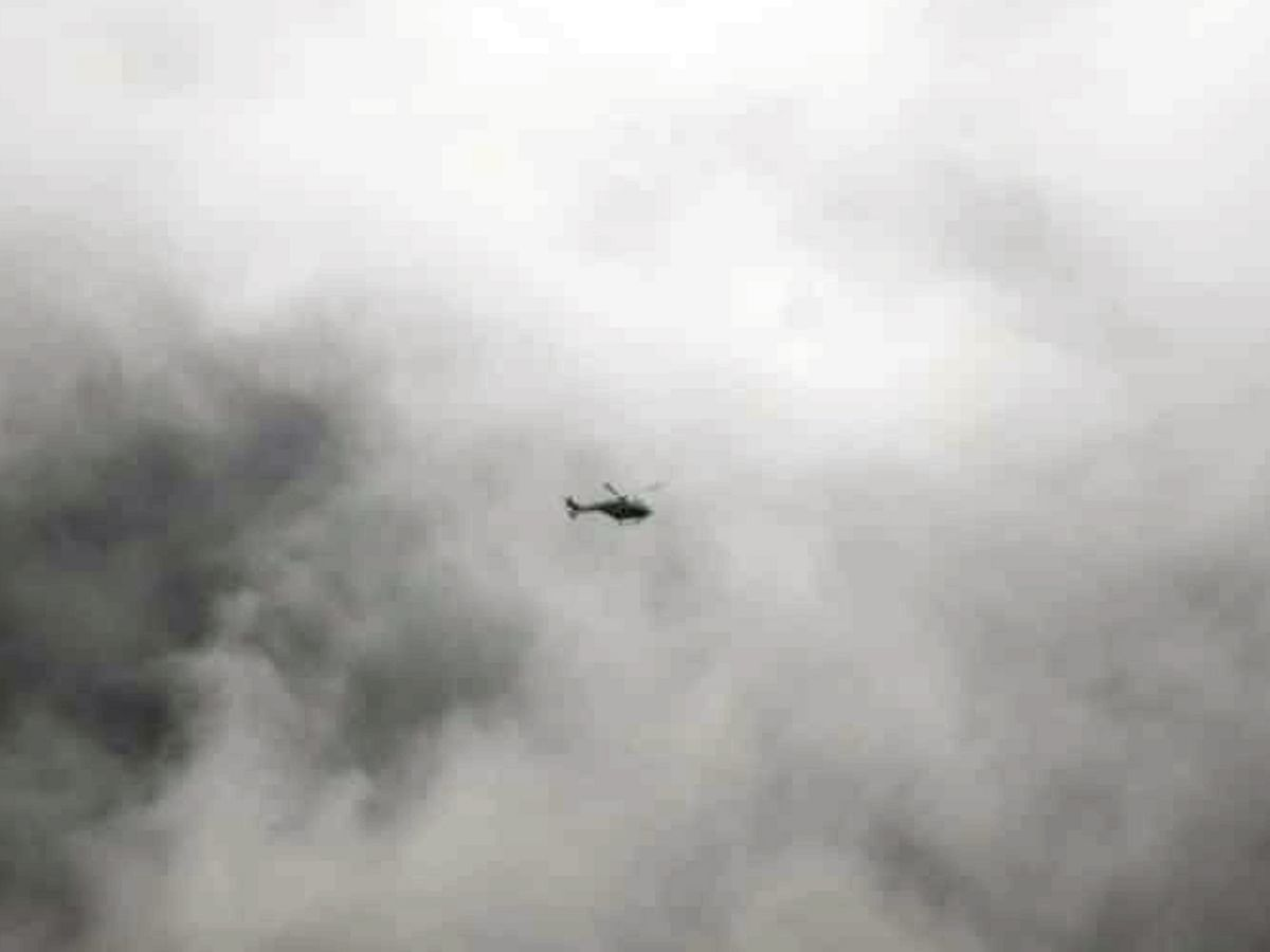 An-32 crash: Bad weather hampering ops to retrieve mortal remains