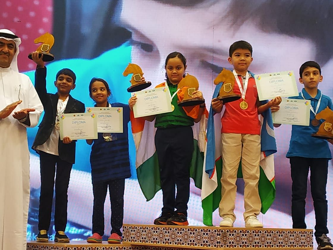 Tripura chess prodigy Arshiya Das brings glory to India