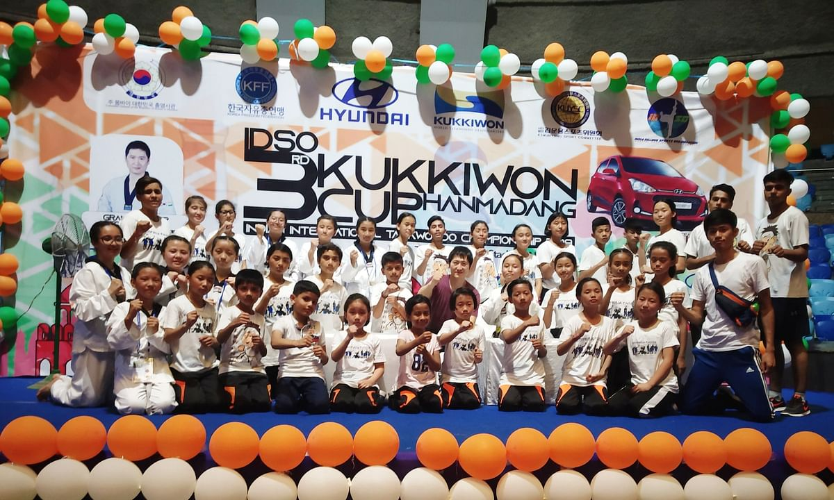 Why this Sikkim school puts so much focus on taekwondo
