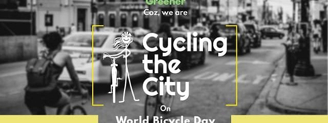 Several cycle-related activities will be organised in Guwahati on June 3