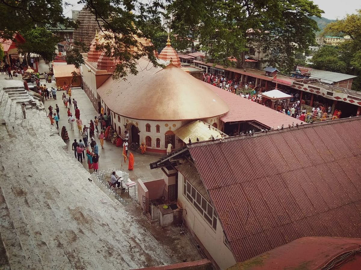 During the four days of the religious congregation, the doors of the temple will remain closed from 1.40 am on June 22 to 6 am on June 26 as the presiding goddess of the temple, Devi Kamakhya, is believed to undergo her annual cycle of menstruation.