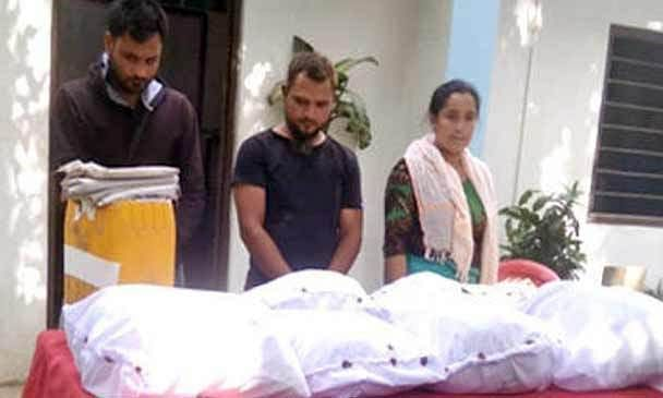 Biggest drug bust in Manipur: Brown sugar worth Rs 100 cr seized