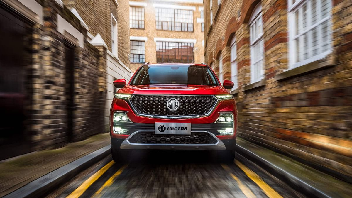 MG Hector released in India on June 27