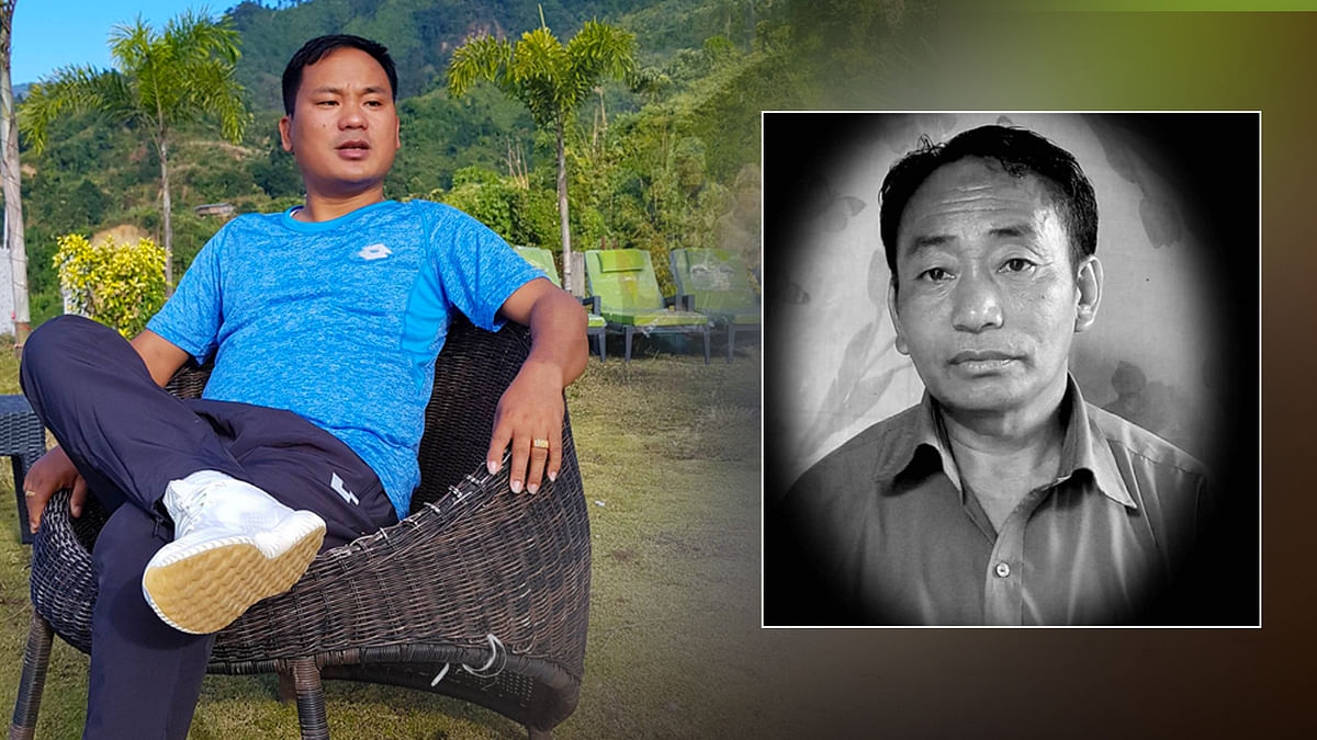 Yanghang alias Mopa, a self-styled major general of banned militant outfit NSCN (K)'s Yung Aung faction was apprehended by the Assam Rifles in Nagaland on Friday