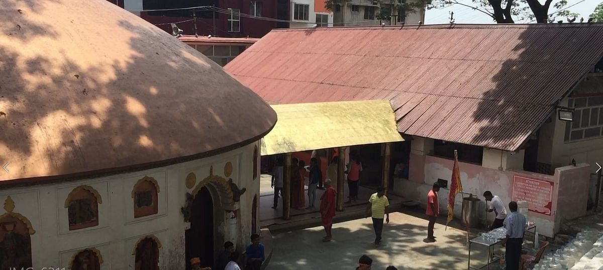Police suspect the recovery of headless body of a woman near Kamakhya temple in Guwahati, Assam on Wednesday to be a case of human sacrifice