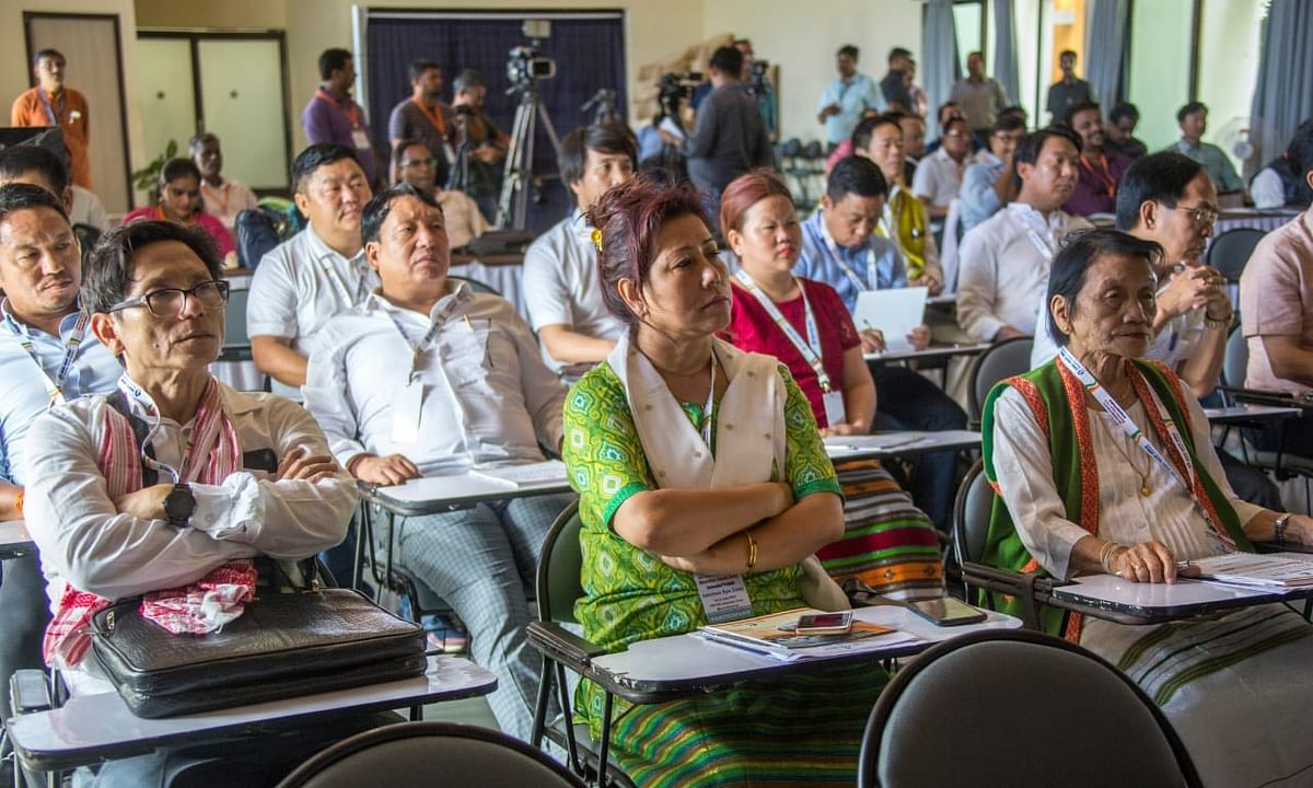Arunachal BJP MLAs' training programme gets underway in Mumbai