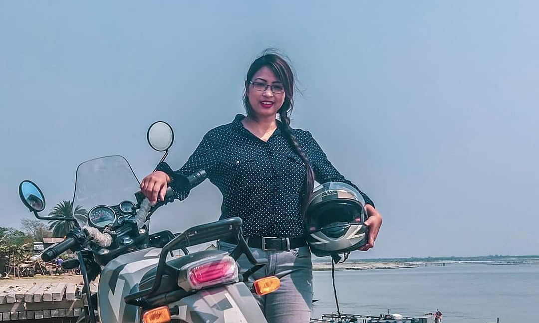 Women Riders World Relay: This Assam biker will lead baton in NE