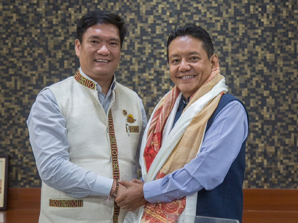 Pasang Dorjee Sona elected Speaker of Arunachal assembly