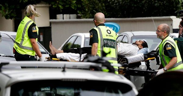 Two terrorists attacked mosques in Christchurch, New Zealand, during Friday prayers on March 15