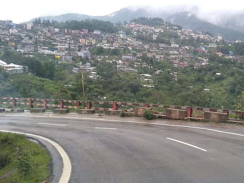 Building roads for a better future in Nagaland