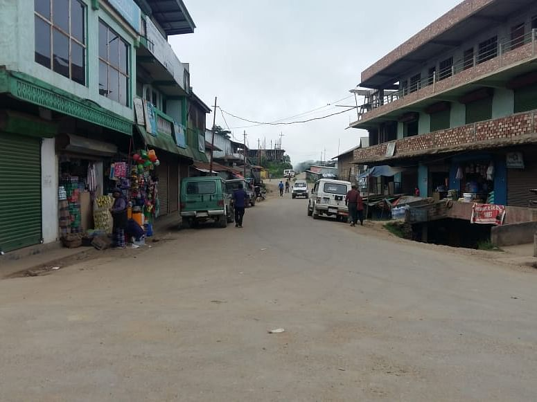 Manipur: Ukhrul village thanks minister Biswajit for keeping word