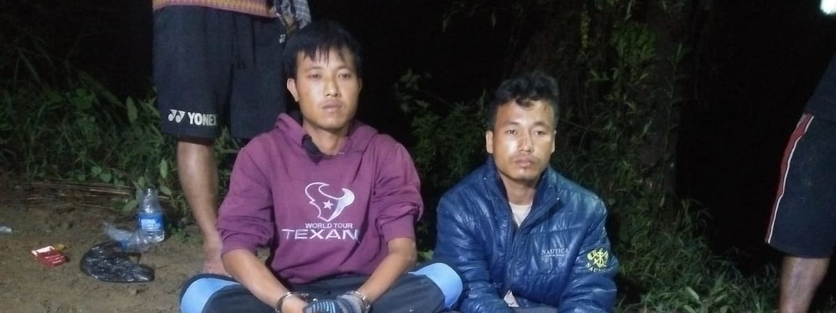 At least 29 people were arrested in connection with the seizure in Mizoram