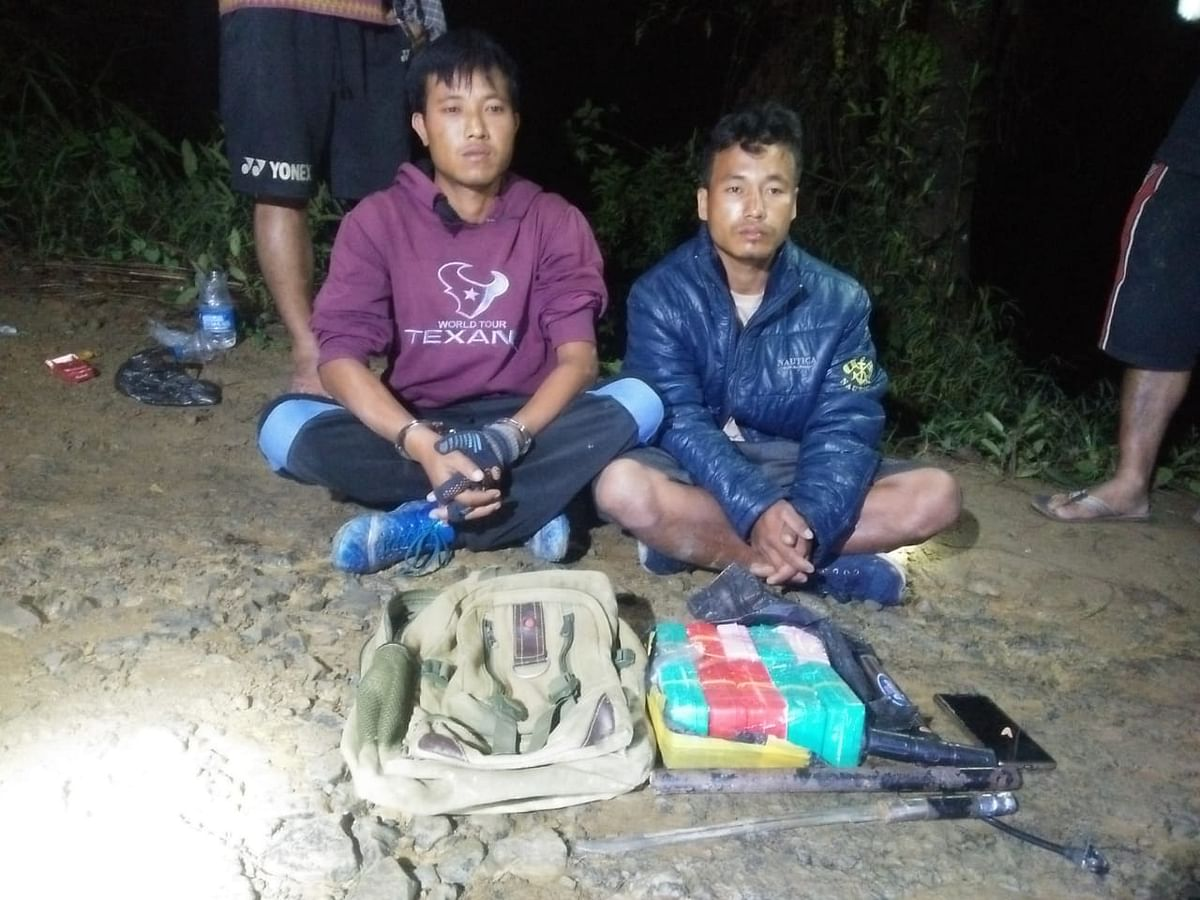 Mizoram: Drugs, arms worth over Rs 2.21 crore seized, 29 held
