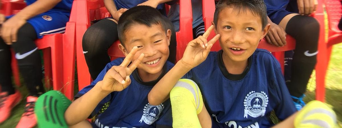 Six teams from across the Ukhrul district of Manipur are competing in the Ukhrul FC Baby Cup