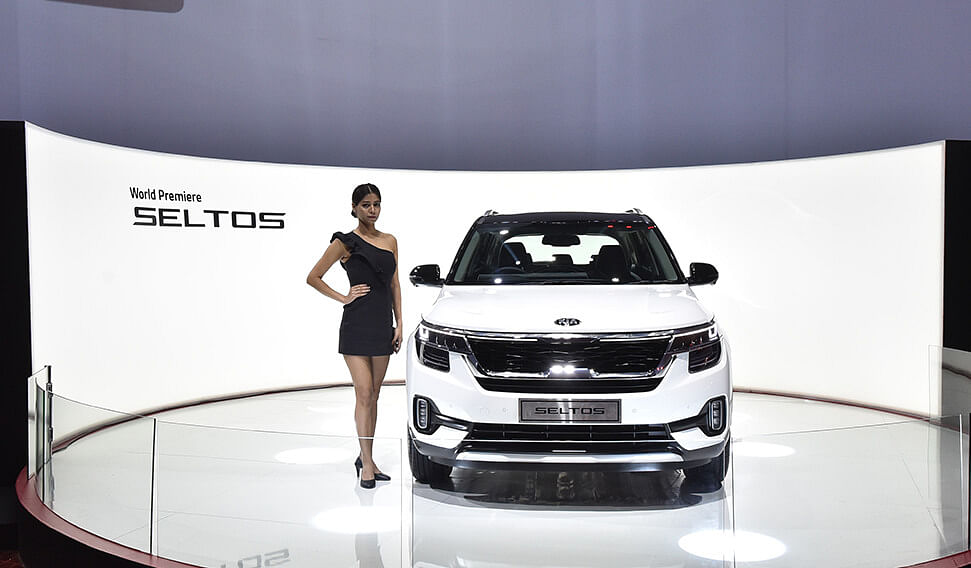 The 5-seater SUV Seltos will feature in the most popular price bracket of Rs 12-16 lakh