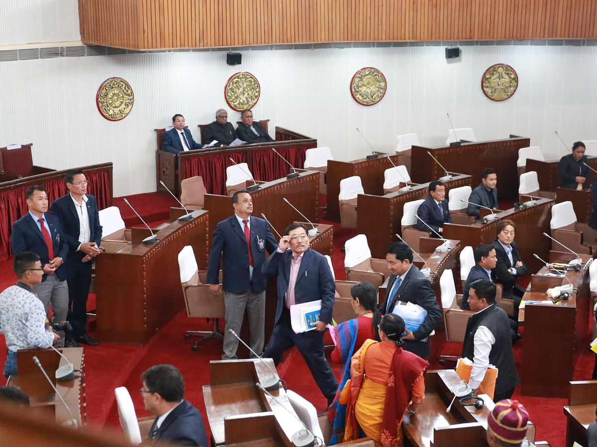 Why was India's longest-serving CM heckled inside Sikkim Assembly?