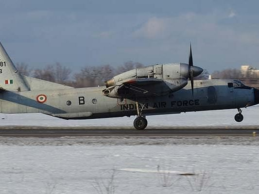 Search for AN-32: IAF employing all kinds of sensors, satellites