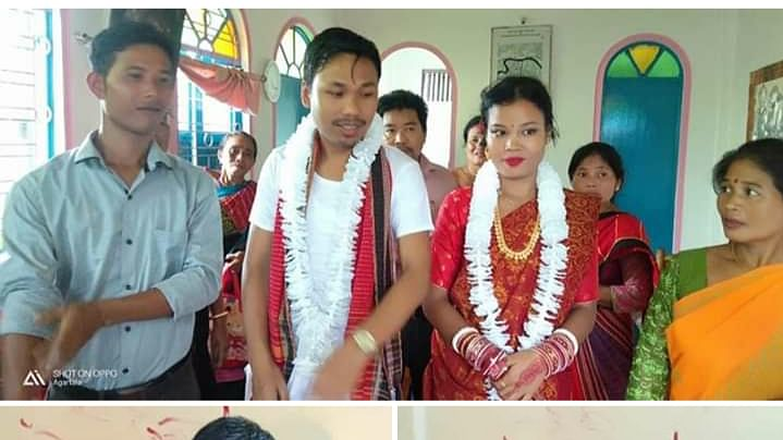 Tripura MLA, who was accused of rape, ties knot with complainant